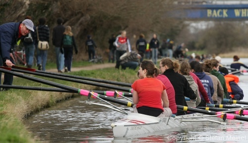 Lent Bumps 2008 - Photo 13